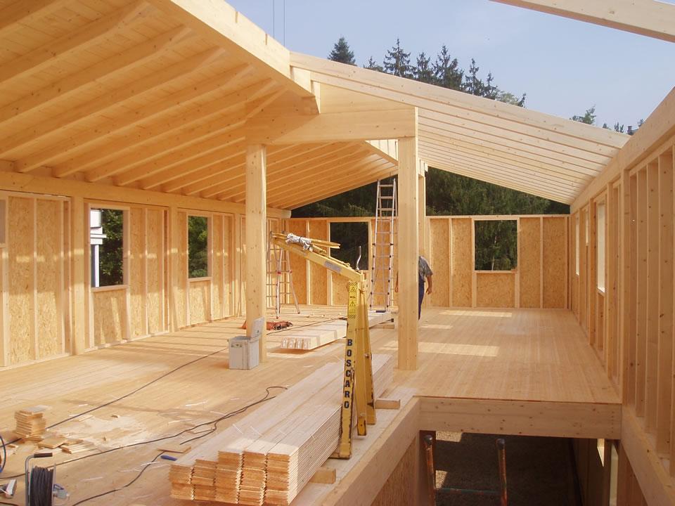case in legno progettazione costruzione manutenzione strutture